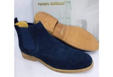 Renato Dulbecc Men's Brogues Boot – B