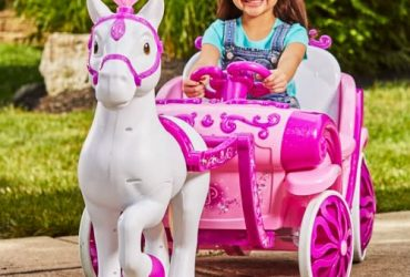 Huffy Disney Princess Royal Horse And.