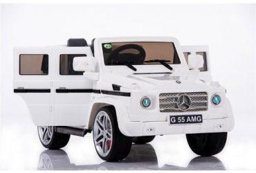 Mercedes Benz G Wagon Battery Powered