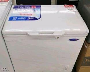 New fujidenzo deep Freezer