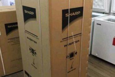 New Sharp standing Freezer