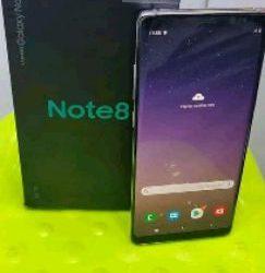 New Samsung galaxy note8