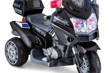 Kid Trax Police Trike 6v Powered Ride…