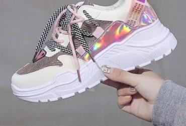 HZB Female Sneakers