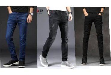 Men's Jeans Bundle – 3 Pieces